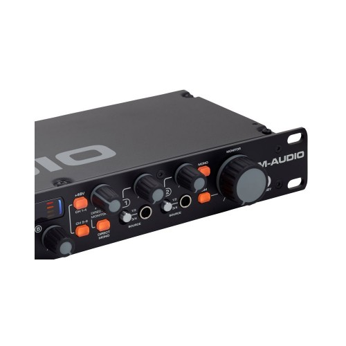 m audio m track eight 8 channel usb audio interface ig0229 the m audio m track eight is an eight. Black Bedroom Furniture Sets. Home Design Ideas