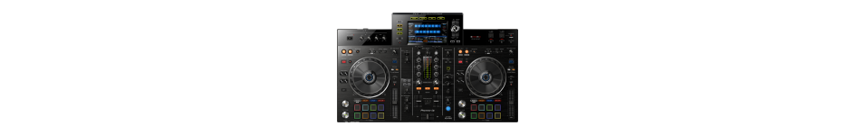 All-in-one DJ System
